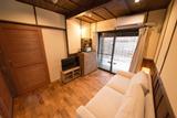 願寿屋TV付き客室