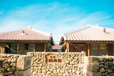 竹富島願寿屋露天風呂付き